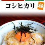 美味しいお米の無農薬・無化学肥料栽培新米 28年福井県産 コシヒカリ「極」