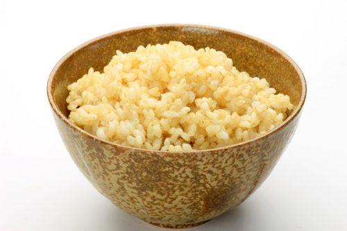 発芽玄米を食べて生活習慣病予防しましょう♪