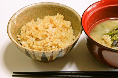 玄米を食べ始めるまで