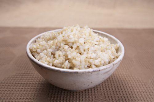 発芽玄米には豊富な栄養素が含まれています。