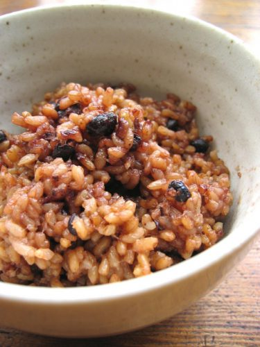 酵素玄米の作りかた