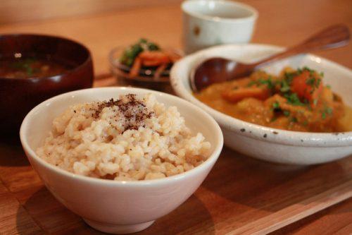 発芽玄米を食べるとますます綺麗に♪