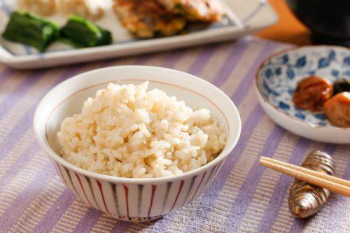 発芽玄米の炊き方は簡単です♪